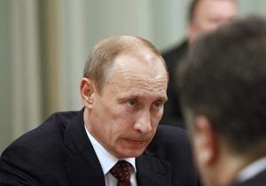 The Times: Владимир Путин продвигает идею создания евразийской империи