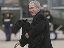 Буш стал Мужчиной года в США