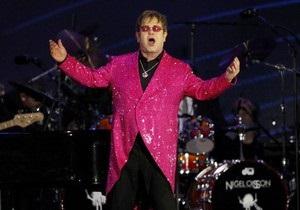 Завтра в Киеве выступят Элтон Джон и группа Queen