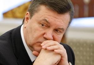Amnesty International обратилась к Януковичу