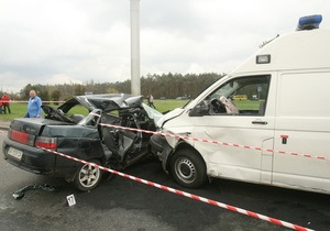 Генпрокурор: Водитель из кортежа Януковича виноват в ДТП