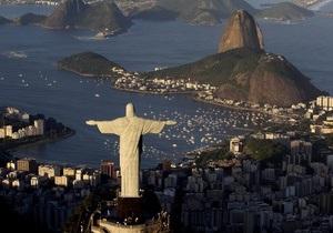 Бразилия оттеснила Британию на седьмое место в списке крупнейших экономик мира