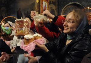 Самыми популярными праздниками среди украинцев остаются Пасха, Новый год и Рождество - опрос