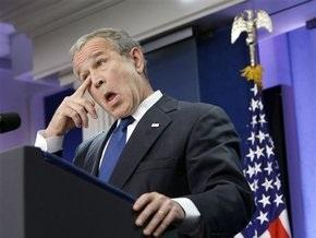 Французский дипломат рассказал анекдот о Буше