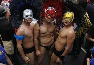В ООН заступились за права украинских гомосексуалистов