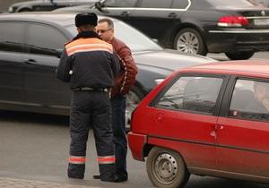Гаишники смогут останавливать авто для проверки документов