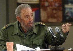 Фидель Кастро взял на себя ответственность за преследование геев на Кубе