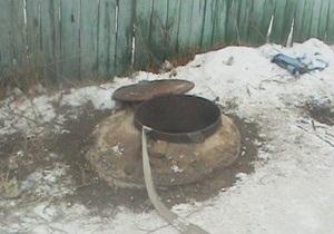 В Киеве в канализационном коллекторе сгорел бездомный