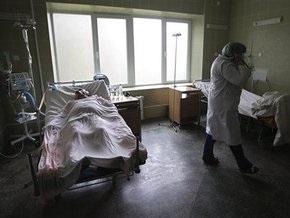 В Киеве подтверждено две смерти от гриппа А/H1N1