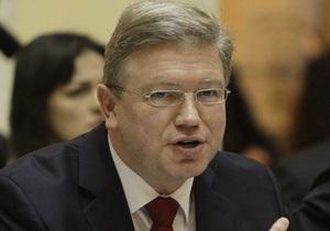 Фюле рад принятию Радой заявления о евроинтеграции Украины