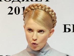 Тимошенко впервые примет участие в торжествах по случаю Дня Вооруженных сил
