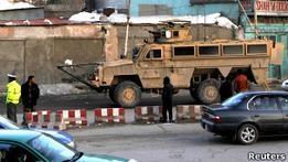 В убийствах офицеров НАТО подозревают полицейского