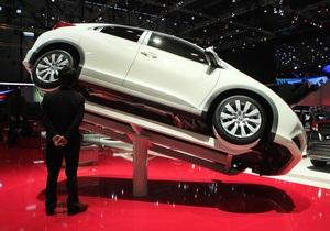 Новинки-2013. Какие автомобили могут стать хитами продаж в Украине в этом году