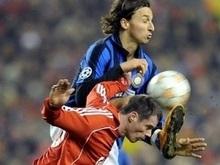 Лига Чемпионов: Интер проиграл Ливерпулю