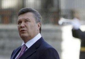 Янукович поручил Кабмину заняться улучшением условий ведения бизнеса