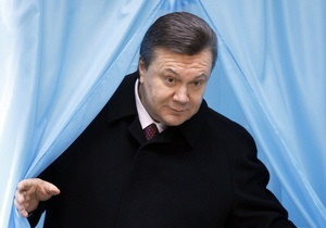 Янукович: Мы уже достаточно навыбирались
