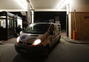 Новости Великобритании: Пожилая британка провела целый день  в плену  провалившегося шезлонга