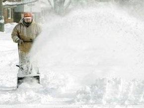 Жертвами снегопадов в США стали 38 человек