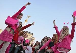 FEMEN открывает сезон охоты на секс-туристов