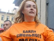 Милиция задержала в поезде лидера питерского ОГФ