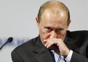 Путин выразил беспокойство по поводу замедления экономического роста в РФ