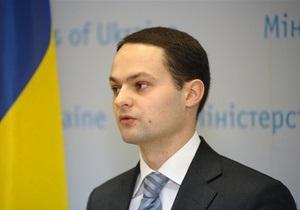 МИД обеспокоен планами Европарламента принять резолюцию по Украине