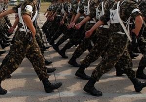 В Житомире во время учений погиб солдат-контрактник