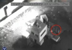 Израильские военные опубликовали видео убийства палестинского подростка, напавшего на пограничников с муляжом пистолета