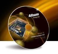 Специальное предложение! При приобретении САПР Altium Designer 10 – комплект библиотек для программы в подарок.