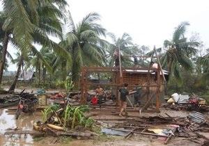 Тайфун Пабло на Филиппинах унес жизни более 80 человек