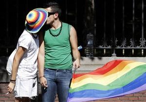 Евросоюз  глубоко разочарован  антигомосексуальным законопроектом
