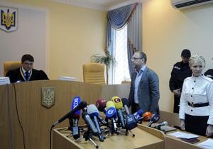 Киреев отказался допустить Власенко к судебному процессу