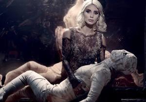 Loboda сняла видеоремейк на песню Под лед