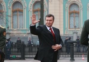 НГ: Янукович начал атаку на правительство