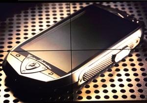 Lamborghini выпустит люксовый смартфон