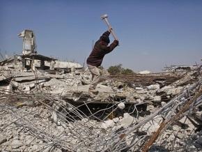 Египетские военные обнаружили шесть туннелей на границе с Газой