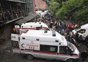 В Турции погибли 28 горняков, заблокированных после взрыва на шахте