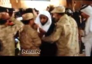 В Саудовской Аравии произошла потасовка силовиков из-за танцев на фестивале