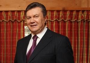 Украина и Россия утроили товарооборот в 2010 году - Янукович