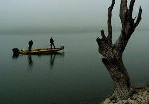 Азовское море - браконьеры - рыба - В Азовском море задержаны шесть браконьеров, поймавшие почти 900 кг рыбы