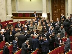 Фракция БЮТ пока не обсуждала вопрос о начале импичмента Ющенко