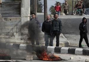 В первый день перемирия взрыв в Дамаске унес жизни пяти человек