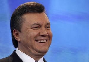 Янукович желает ветеранам крепкого здоровья по случаю Дня победы