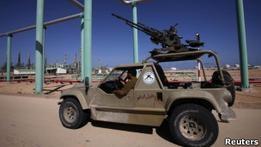 Ливия: добыча нефти вскоре достигнет предвоенных размеров