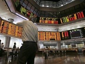 Рынки: Биржа открыла год отсутствием участников
