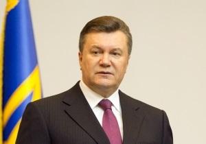 Янукович: В обществе запустили политический вирус