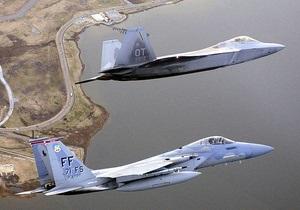 ВВС США приступили к охране воздушного пространства стран Балтии