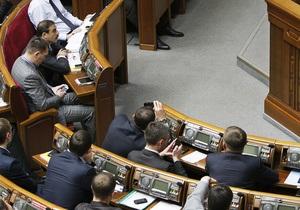 Депутаты передумали рассматривать вопрос о выборах в проблемных округах