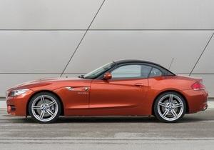 BMW представила обновленный родстер Z4
