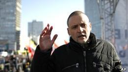Суд заменил арест оппозиционера Удальцова на штраф